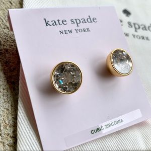 Kate Spade Reflecting Pool Earrings NWT